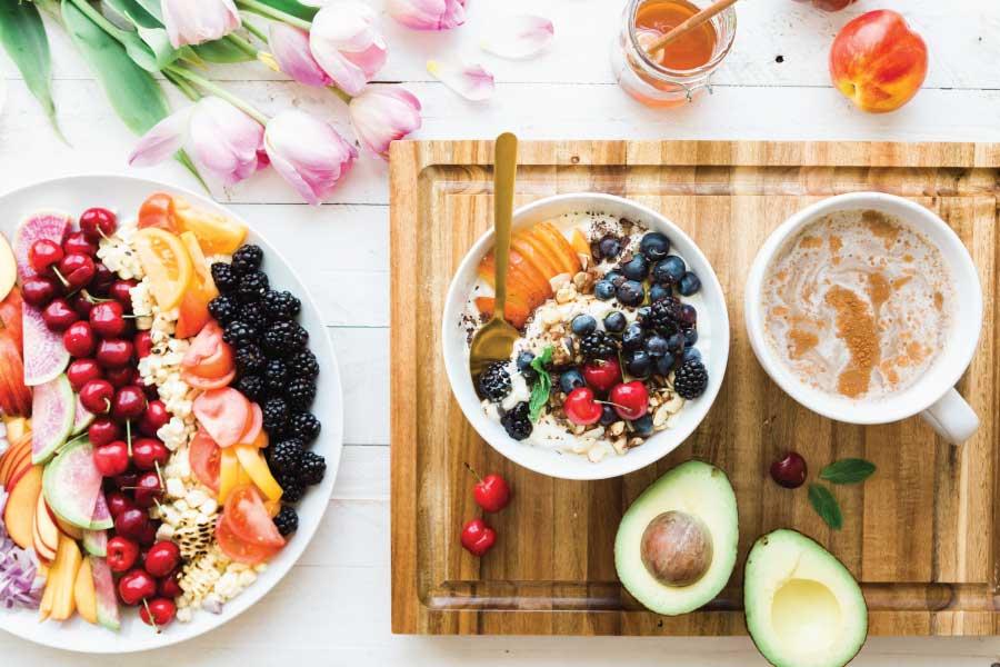 De voedingsstoffen in kombucha