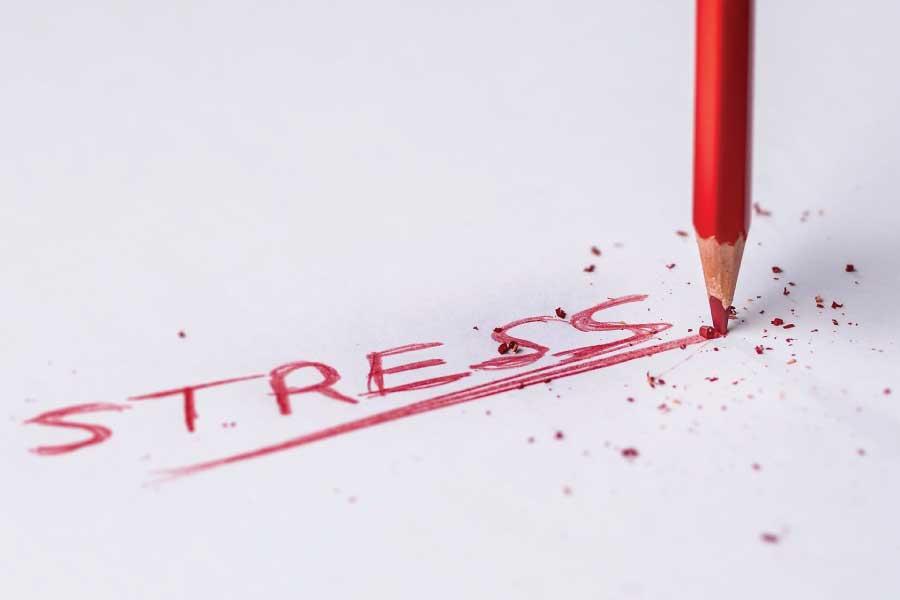 Stress verminderen met kombucha