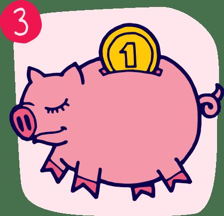 Stap 3: Bespaar tot wel 25% (uitleg abonnementen van Aard'g)